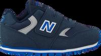 Blauwe NEW BALANCE Lage sneakers YV393CNV  - medium