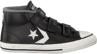 Zwarte CONVERSE Sneakers STAR PLAYER 3V MID - medium