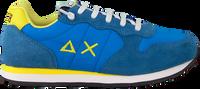 Blauwe SUN68 Lage sneakers TOM SOLID  - medium