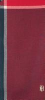 Rode TOMMY HILFIGER Sjaal TH BLANKET  - medium