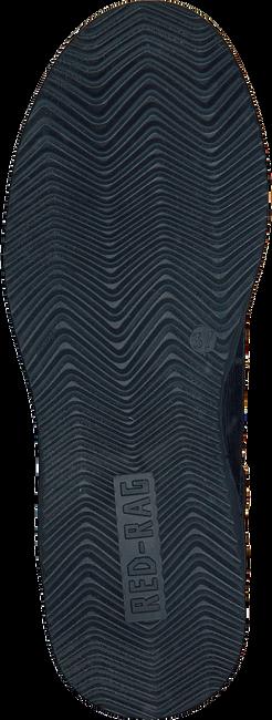 Blauwe RED-RAG Sneakers 15493  - large