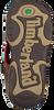 TIMBERLAND Sandales PARK HOPPER L/F 2 STRAP KIDS en marron - small