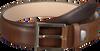 GIORGIO Ceinture HEC1023/35 en cognac - small