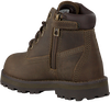 TIMBERLAND Bottines à lacets COURMA KID TRADITIONAL 6 INCH en marron  - small