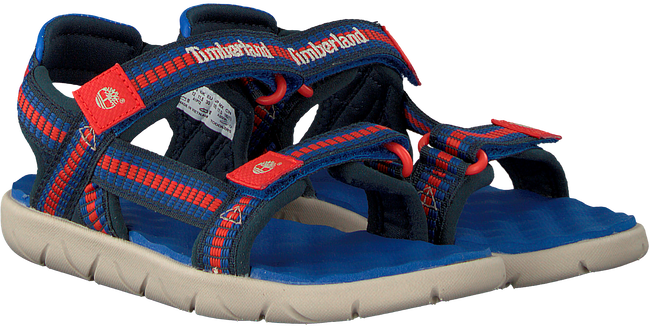 TIMBERLAND Sandales PERKINS ROW WEBBING SNDL en bleu - large
