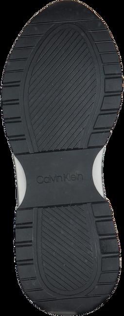 CALVIN KLEIN Baskets basses HENSLEY en noir  - large