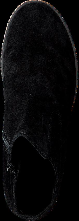 Zwarte GABOR Enkellaarsjes 722 - larger