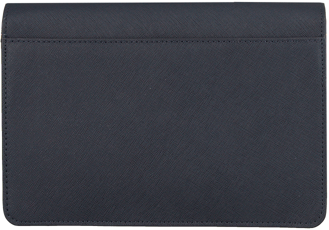 MICHAEL KORS Sac bandoulière LG GUSSET CROSSBODY en bleu - large