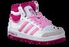 white ADIDAS shoe TOPTEN HI  - small
