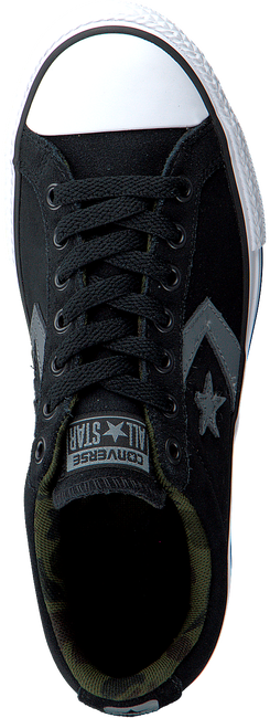 CONVERSE Baskets STAR PLAYER OX KIDS en noir - large