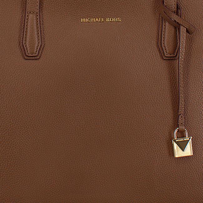 MICHAEL KORS Shopper LG TZ TOTE en marron - large
