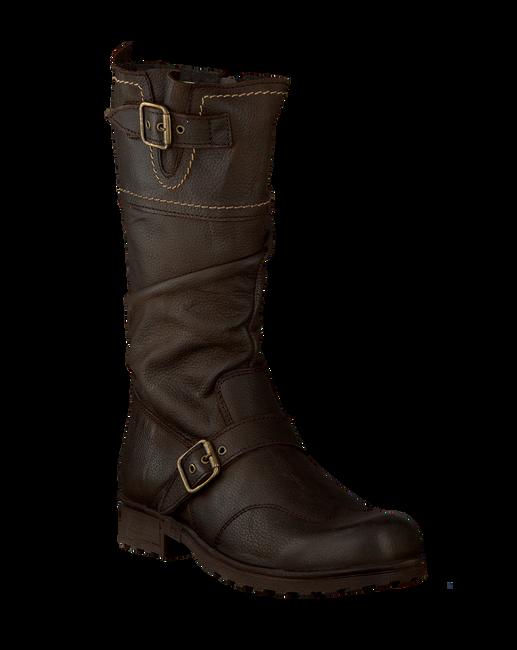 Bruine OMODA Lange laarzen 8012  - large
