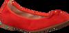UNISA Ballerines ACOR en rouge  - small