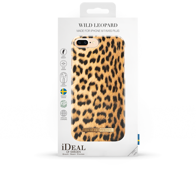 IDEAL OF SWEDEN Mobile-tablettehousse CASE IPHONE 7/7s Plus & 6/6s - large