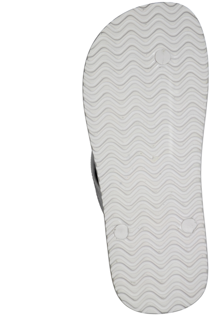 witte ARMANI JEANS Slippers P6552  - large
