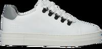 Witte NUBIKK Lage sneakers JAGGER CLASSIC JR  - medium