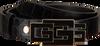Zwarte GUESS Riem TRIPLE G ADJUSTABLE PANT BELT  - small