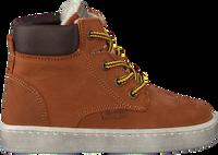Cognac DEVELAB Hoge sneaker 41855  - medium