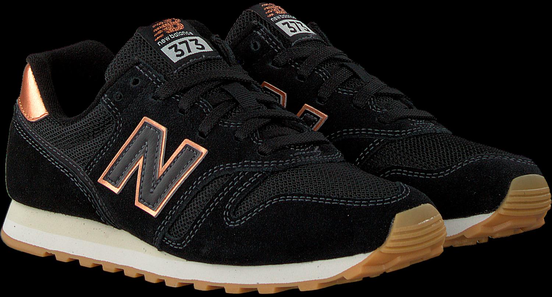 Zwarte NEW BALANCE Lage sneakers WL373 DAMES - Omoda.be