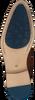 MAZZELTOV Richelieus 5053 en cognac  - small