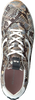 FLORIS VAN BOMMEL Baskets basses 85279 en bleu  - small