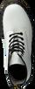 DR MARTENS Bottines à lacets 1460 en blanc  - small
