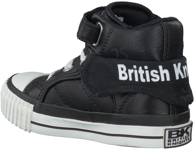 BRITISH KNIGHTS Baskets ROCO en noir - large