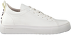 Witte BLACKSTONE Lage sneakers RL65  - small