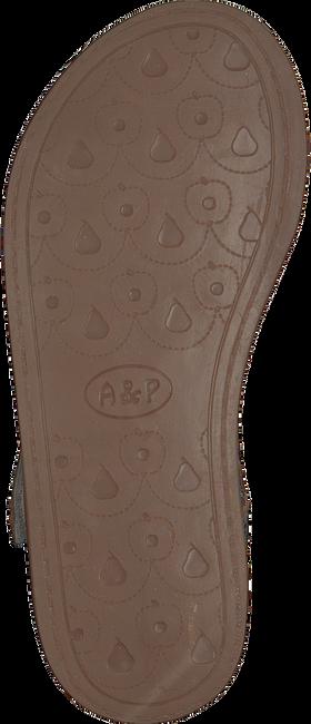 APPLES & PEARS Sandales FANNY en argent  - large