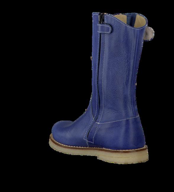 SHOESME Bottes hautes CR3W019 en bleu - large