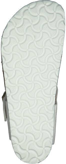 white BIRKENSTOCK PAPILLIO shoe GIZEH ANIMAL FASCINATION  - large