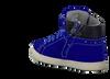 NEW BALANCE Baskets KT952 en bleu - small