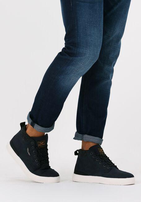 Blauwe PME Hoge sneaker LEXING-T  - large