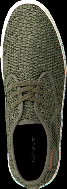GANT Baskets VIKTOR en vert - large