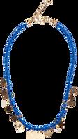 LE BIG Collier NIGELLA NECKLACE en bleu  - medium