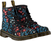 Blue DR MARTENS shoe DELANEY KF/BROOKLEE KF  - small