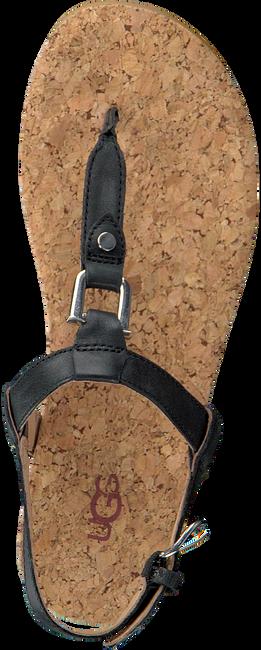 Zwarte UGG Sandalen ALEIGH  - large