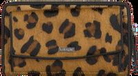 LOULOU ESSENTIELS Porte-monnaie SLB WILD en marron  - medium
