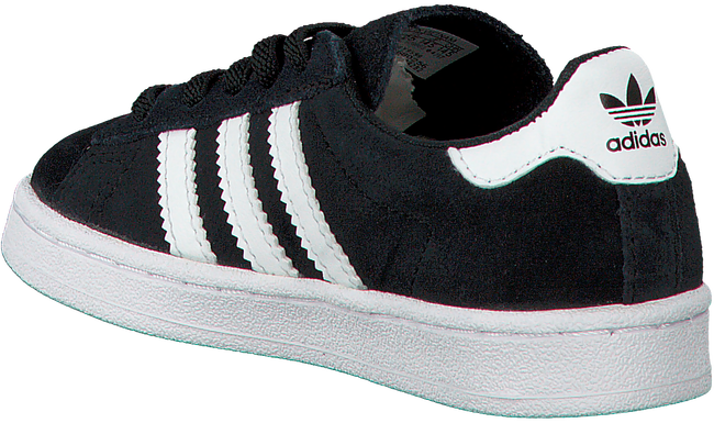 ADIDAS Baskets CAMPUS J en noir - large