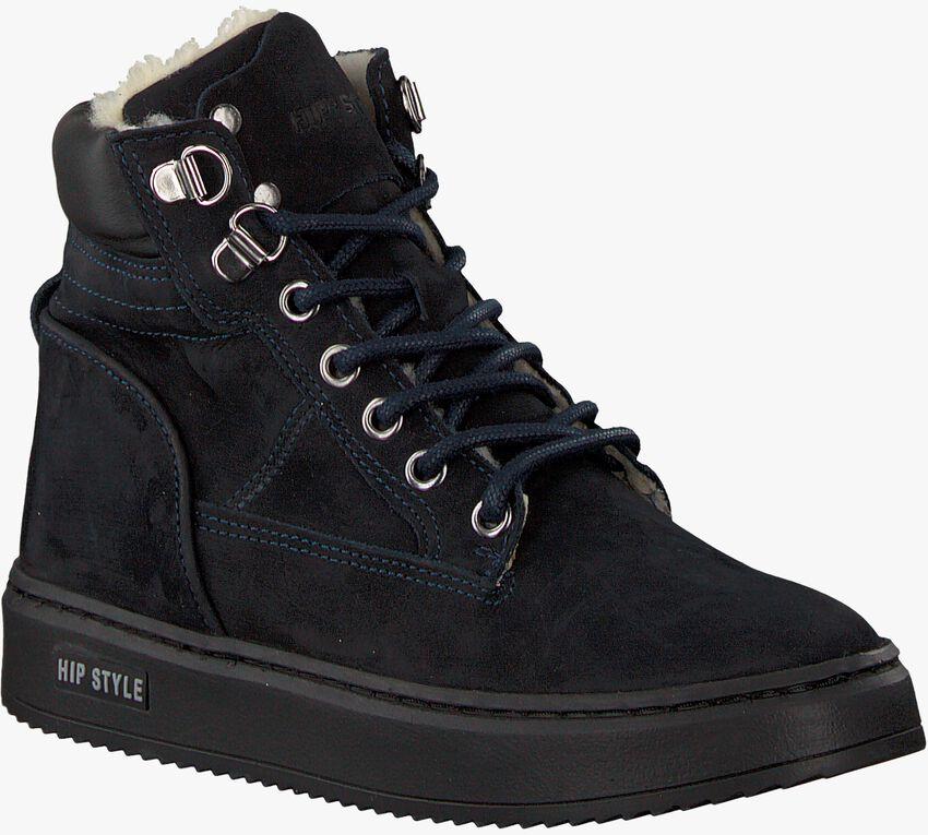 Blauwe HIP Sneakers H2586 - larger