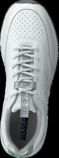 NAPAPIJRI Baskets basses SLATE en blanc  - large