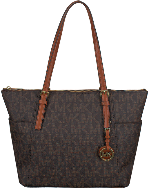 MICHAEL KORS Sac à main 30S2GTTT8B en marron - large