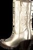 Gouden TORAL Lange laarzen 12376  - small