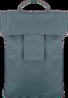 MYOMY Sac à dos MY HOME BAG BACKBAG en bleu  - medium