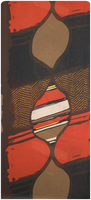 Bruine ROMANO SHAWLS AMSTERDAM Sjaal SHAWL FANT  - medium