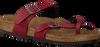 red BIRKENSTOCK PAPILLIO shoe MAYARI PULL UP  - small