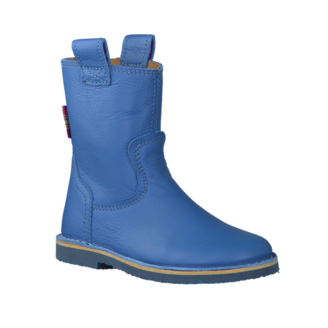Blauwe KOEL4KIDS Lange laarzen KEESJE  - large