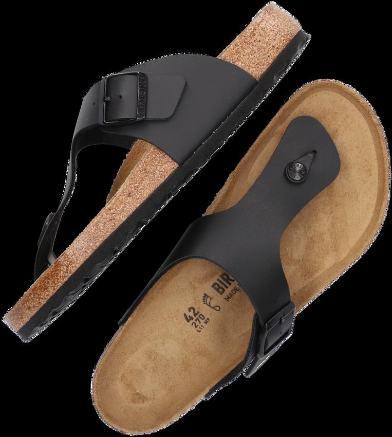 Zwarte BIRKENSTOCK PAPILLIO Slippers RAMSES  - larger