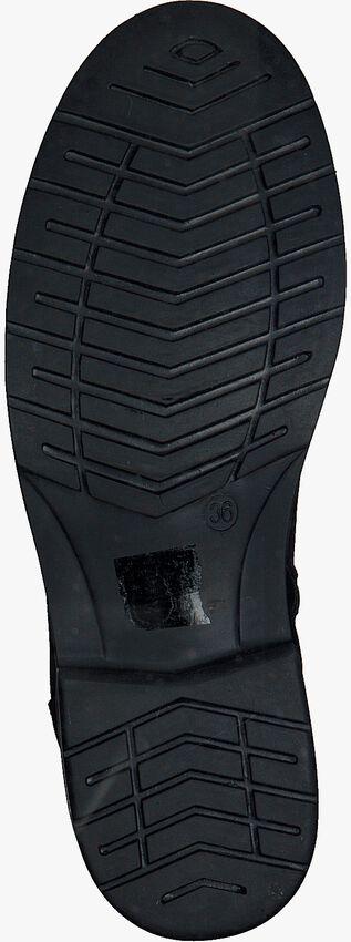 OMODA Bottines à lacets 544 en noir - larger