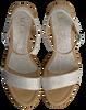 UNISA Sandales RITA en blanc - small